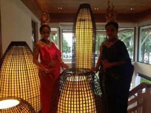 thai dancers for hire