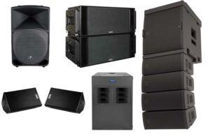 PA, AV, Sound System - Audio Rental Phuket