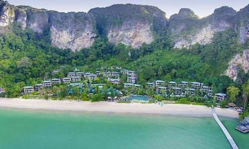 krabi centara resort view 2
