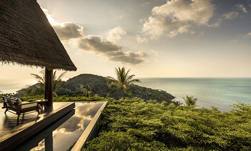 samui four seasons view