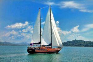 Yacht Wedding Phuket Thailand