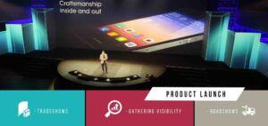 product launch phuket thailand