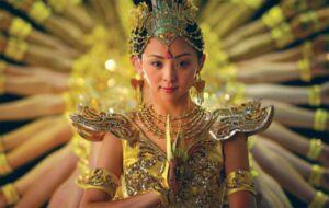 Thousand Hands Dance thailand 1